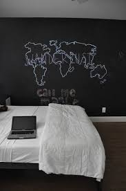 Cool Wall Decoration Ideas For Hipster Bedrooms 25 Amazing Bedroom With Chalkboard Wall Chalkboard Bedroom