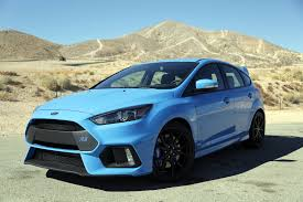 ford focus model years 2017 ford focus rs autoguide com car of the year contender