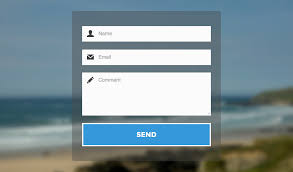 design form using php flat responsive form using css3 html5 with image background