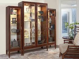 liberty furniture dining room display cabinet u2013 black 17 ch4866b