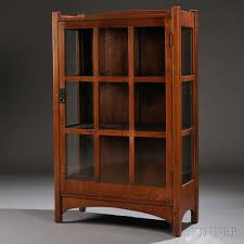 small china cabinet for sale arts crafts china cabinet sale number 2661b lot number 234