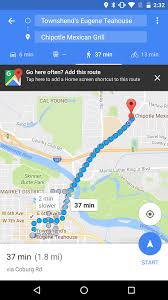 Google Maps No Route Found by Google Maps V9 35 Beta Adds Plus Codes To Dropped Pins And An
