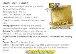 where to buy edible gold leaf aurum and argentum co 24k gold leaf gold flakes and gold powder