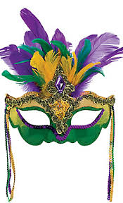 masks for mardi gras venetian feather mardi gras mask mardi gras party