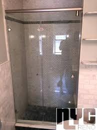 Leaking Shower Door Hydroslide Shower Door Leaking Doors Gallery Shower Design