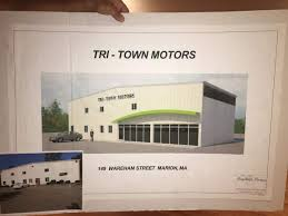 used car dealership coming to marion by tanner harding marion
