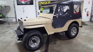 kaiser jeep for sale 1942 willys jeep cj2 for sale youtube