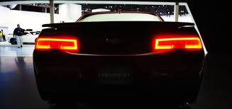 69 Camaro Tail Lights The 2014 Camaro And A Photo Of Its Rear Lights In The Dark Gm