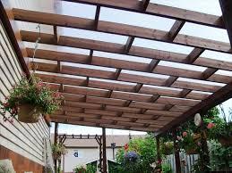 Pergola Covering Ideas by Pergola Roofing Materials U2013 The Design Of The Pergola Is