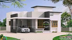 single story house designs single storey house designs floor plan youtube