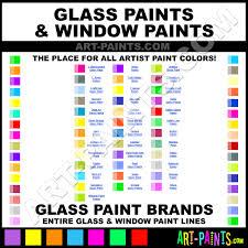 glass u0026 window art paints glass window stained glass inks