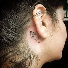 cover tattoo behind your ear behind the ear tattoo 55 different suggestions