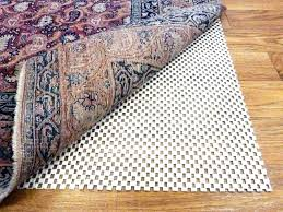 Underpad For Area Rug Area Rugs Underpad Carpet Pads For Pd R Re Padding Rug Canada