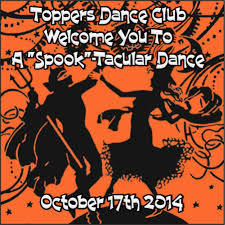 halloween dance images topper u0027s dance club october 17th 2014