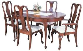 queen anne dining room set queen anne dining table fiin info