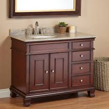 the elegant 42 inch bathroom vanity combo with exciting shots as