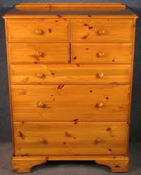 Ducal Bedroom Furniture Ducal Pine 7 Drawer Bedroom Chest Bedroom Chest Pine And
