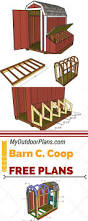 check out my free barn chicken coop plans if you want to grow