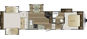 cougar floor plans curtis trailers