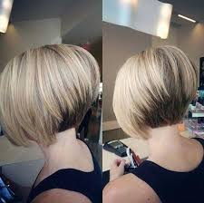 short stacked haircuts for fine hair that show front and back unique short stacked bob haircuts for fine hair short stacked bob