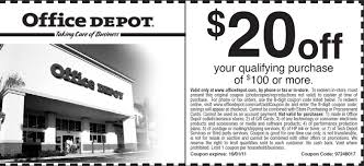 Office Depot by Office Depot Coupon Printable Gameshacksfree