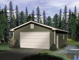 Two Car Detached Garage Plans Detached 2 Car Garage Homebeatiful Contemporary How Does 4811243