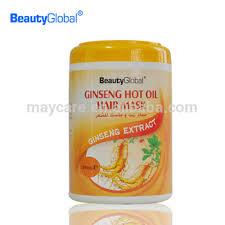 Masker Rambut Ginseng gratis desain cina herbal alami ginseng masker rambut untuk