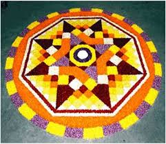 rangoli patterns using mathematical shapes 50 best pookalam designs for onam 2018