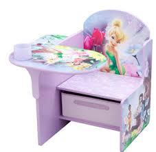 desk chair with storage bin walmart com disney tinker bell fairies desk chair with storage