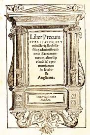 prayer book in liber publicarum the book of common prayer in 1560