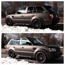 matte black range rover matte black range rover sport dip u0027n detail williamstown nj