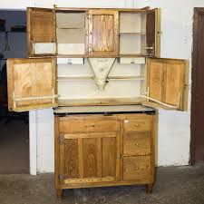 1920s Kitchen by Restored Easiwork 1920s Kitchen Cabinet With Original Labeling