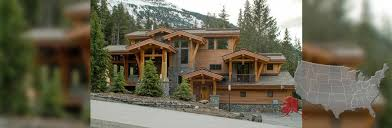 alaska log and timber frame homes by precisioncraft
