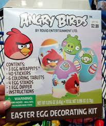 Easter Egg Decorating Kit Instructions geeky easter baskets and gifts awkward geeks