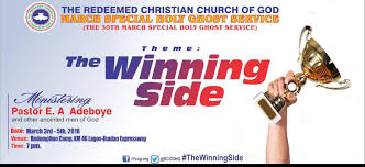 day 4 2016 march special holy ghost service thanksgiving service