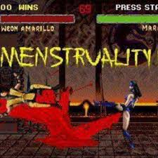 i never seen this on mortal kombat