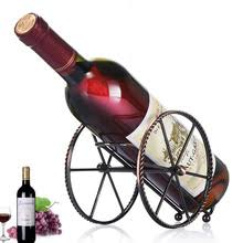 buy small metal wine rack and get free shipping on aliexpress com