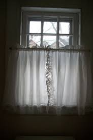 best 25 half window curtains ideas on pinterest kitchen window