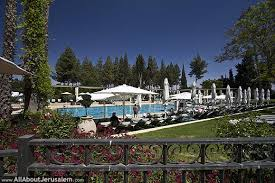 the king david hotel swimming pool jerusalem photo archive aaj