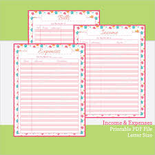 18 expense tracking templates u2013 free sample example format