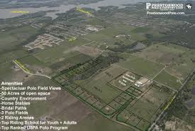 Map Of Denton Texas Premier Build To Suit Lots Overlooking Polo Fields Oak Point
