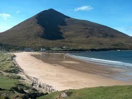 Blue Flag Beach Blue Flag Beaches Achill Island Co Mayo Ireland Achill Tourism