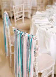 chair ribbons 22 chair backs to make your party pop tip junkie