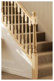 Wooden Stair Banisters Value Staircases Wooden Stair Designs