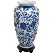 Cobalt Blue Crystal Vase 10 To 15 Inches Vases Shop The Best Deals For Nov 2017