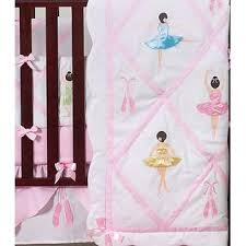 Ballerina Crib Bedding Sweet Jojo Designs Ballerina Collection 9pc Crib Bedding Set
