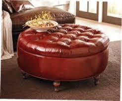 round leather tufted ottoman round white leather tufted ottoman ottoman stools gallery round