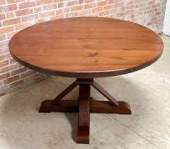 light wood round dining table round dining table bc custom furniture