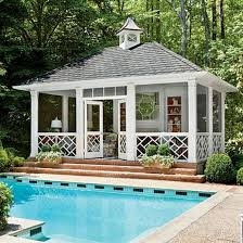 14 best cool pool houses images on pinterest pool houses