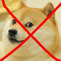 How To Make A Doge Meme - petition 盞 make the doge meme illegal in all forms 盞 change org